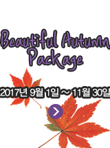 beautiful autumn package